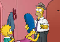 bart and marge only porn