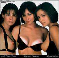 charmed girls sex clips