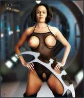 Startrek naked females 9