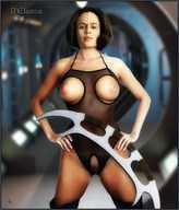 Startrek naked females 9