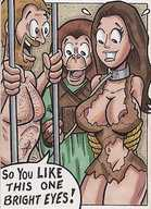 Planet of the apes hentai
