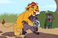 Lion guard porn